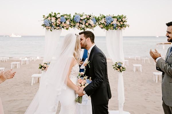 romantic-civil-beach-wedding-blue-peach-hues_27