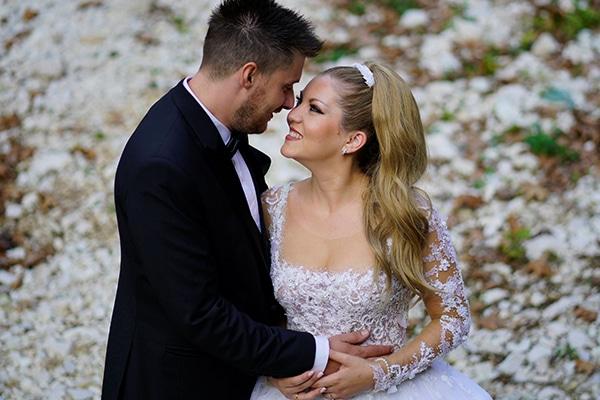 Ρομαντικος φθινοπωρινος γαμος στην Ηγουμενιτσα με υπεροχο ανθοστολισμο │ Βασουλα & Πετρος