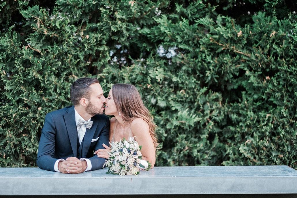 Υπέροχος καλοκαιρινός γάμος στην Αθήνα με λεβάντα | Δήμητρα & Γιώργος