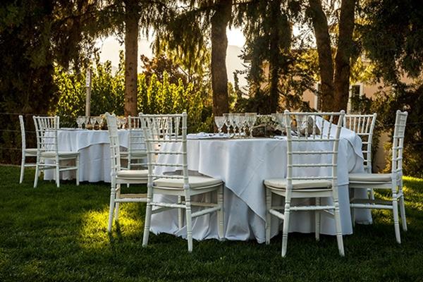 Δεξίωση γάμου στο καταπράσινο κτήμα Λιάκος για ένα αξέχαστο γαμήλιο πάρτι!
