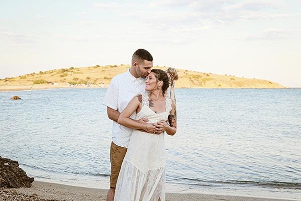 Yπέροχη prewedding φωτογράφιση στην παραλία │ Μαρία & Βασίλης