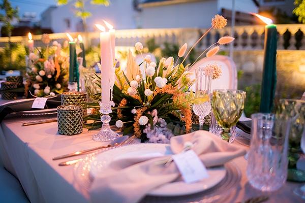 Βοhemian ιδεες διακοσμησης για εναν πολιτικο γαμο