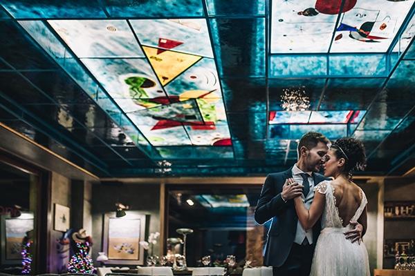Μοντερνος χειμωνιατικος γαμος στο Κτημα Λαας│ Σαπφω & Νικος