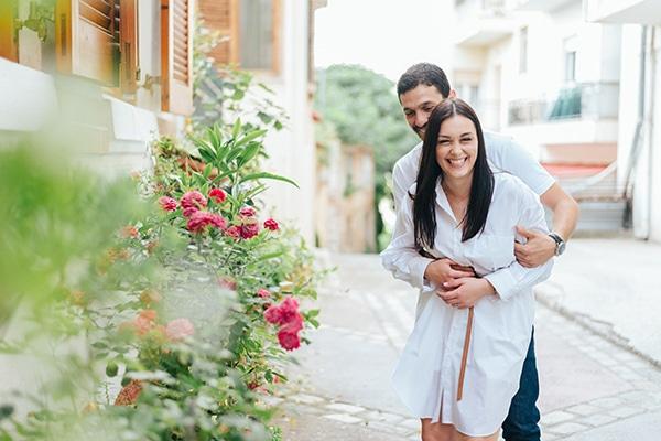 Ρομαντική prewedding φωτογράφιση στη φύση │ Ιωάννα & Νίκος