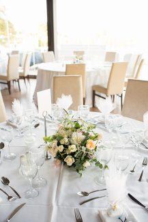 Εlegant – ρομαντικα centerpieces για στολισμο τραπεζιων δεξιωσης γαμου