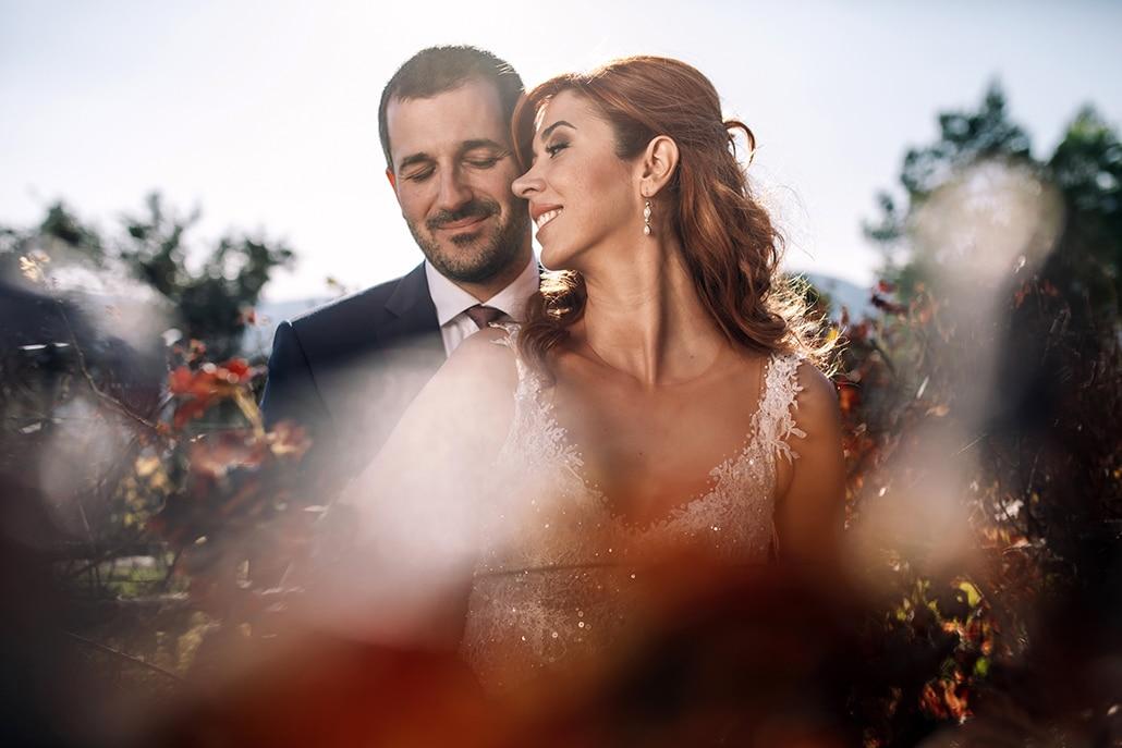 Όμορφος γάμος στην Αθήνα με κόκκινες παιώνιες │ Μάρα & Σπύρος