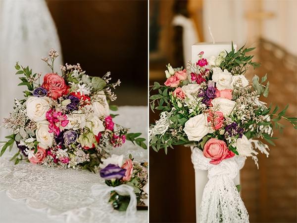 beautiful-greek-island-wedding-andros-fuchsia-peach-details_11A