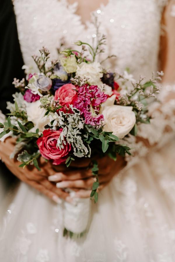 beautiful-greek-island-wedding-andros-fuchsia-peach-details_19x