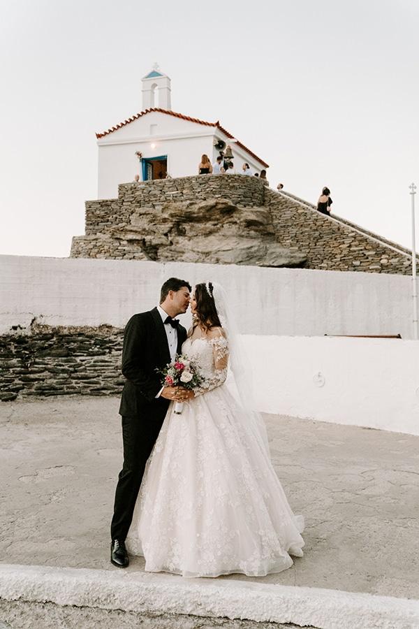 beautiful-greek-island-wedding-andros-fuchsia-peach-details_20