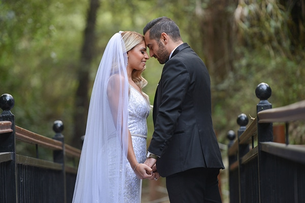 Φθινοπωρινος γαμος στη Λευκωσια με παστελ αποχρωσεις και χρυσες λεπτομερειες │Κωνσταντινα & Αντρεας