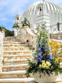 Εκκλησια του Παντοκρατορα στο Κτημα Αρτεμις Αθηνας