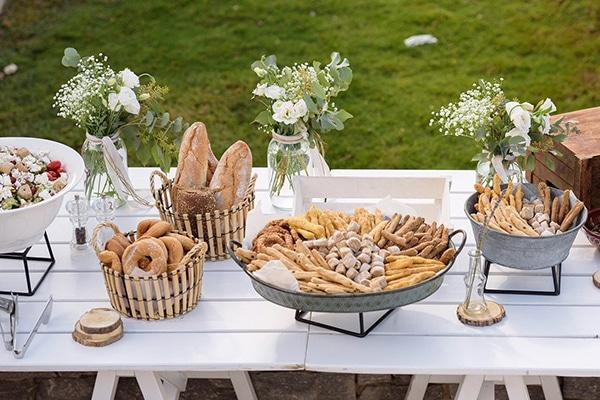 Γευστικές προτάσεις για catering γάμου που θα ευχαριστήσουν τους καλεσμένους σας │ Aliprantis Catering