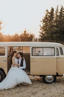 Πρωτότυπη ιδέα για next day φωτογράφιση με vintage van