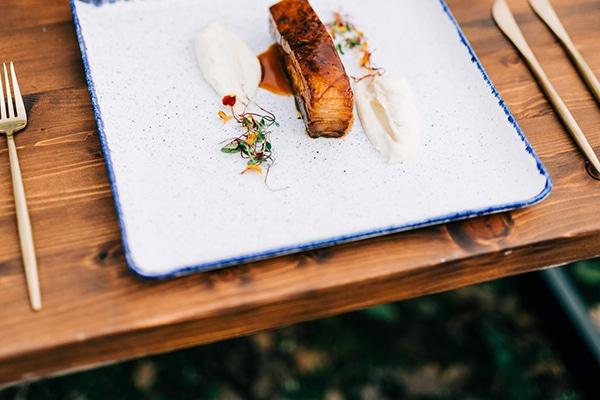 Μια ξεχωριστή γευστική εμπειρία από Mamalis Catering