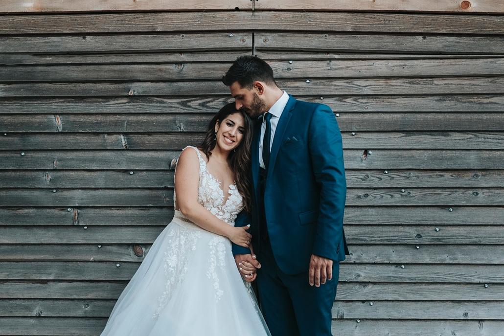 Όμορφος καλοκαιρινός γάμος στην Καρδίτσα με ρομαντική διάθεση και παστέλ αποχρώσεις │ Νάντια & Στράτος