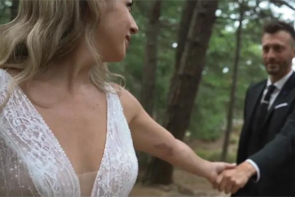 Ομορφο βιντεο καλοκαιρινου γαμου στην Ξανθη │ Σωτηρια & Γιωργος