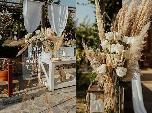 bohemian-summer-wedding-xanthi-pampas-grass-david-austin-roses_17A