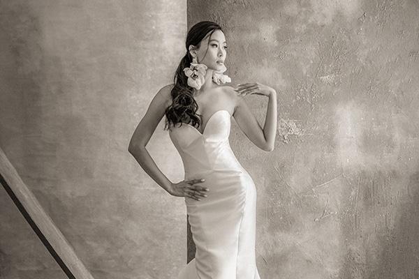 Elegant νυφικές δημιουργίες Zac Posen από Gala Montenapoleone για την πιο κομψή νυφική εμφάνιση