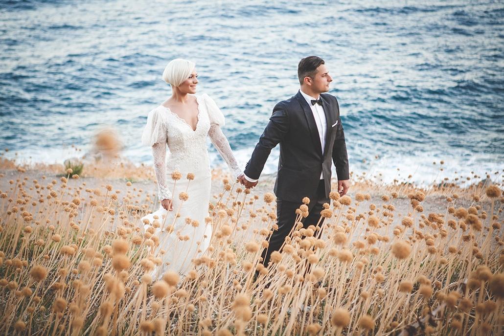 Φθινοπωρινός γάμος στην Αθήνα με chic λεπτομέρειες │ Αλεξάνδρα & Πέτρος