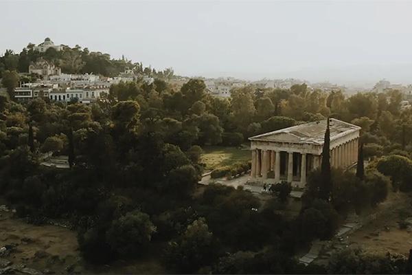 Μαγευτικό βίντεο ανανέωσης όρκων στην Αθήνα │ Εύα & Γιάννης