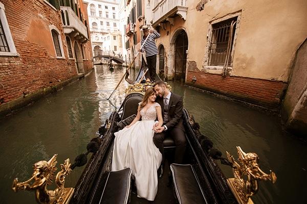 Ένα ρομαντικό day after shoot στη μαγευτική Βενετία που θα σας ενθουσιάσει │ Ελένη & Κωνσταντίνος