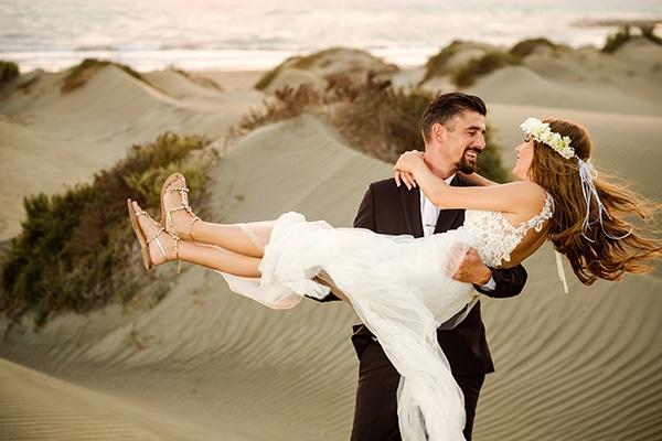 Ρομαντικη day after φωτογραφιση στο βουνο και τη θαλασσα │ Σταλια & Γιωργος