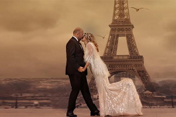 Ρομαντικο βιντεο χειμωνιατικου γαμου στην Θεσσαλονικη │ Ελενη & Θανος