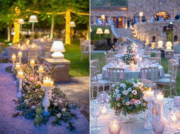 summer-wedding-pyrgos-petreza-protea-pink-mint-hues_15A