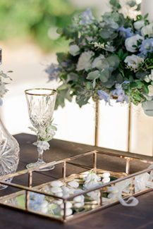 Elegant – ρομαντικός στολισμός εκκλησίας