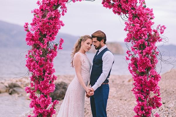 Ιδέες διακόσμησης γάμου με μπουκαμβίλια