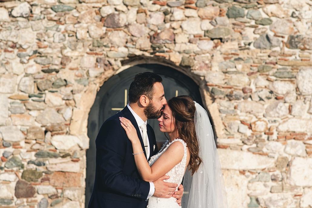 Πανέμορφος φθινοπωρινός γάμος στην Αθήνα με χρυσάνθεμα │ Ελένη & Νίκος