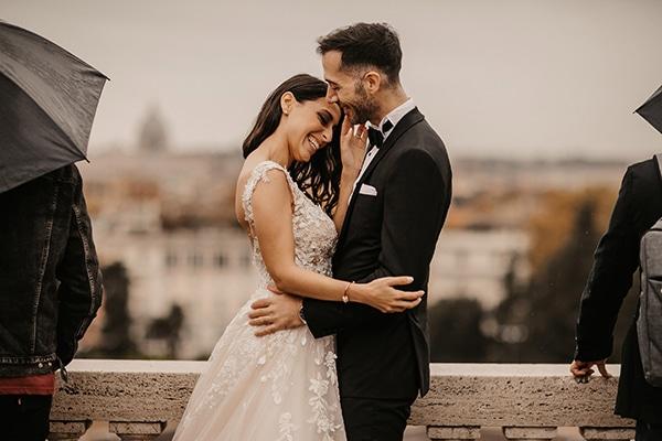 Όμορφος φθινοπωρινός γάμος στην Αθήνα με ρομαντικές λεπτομέρειες │ Εύα & Αλέξης