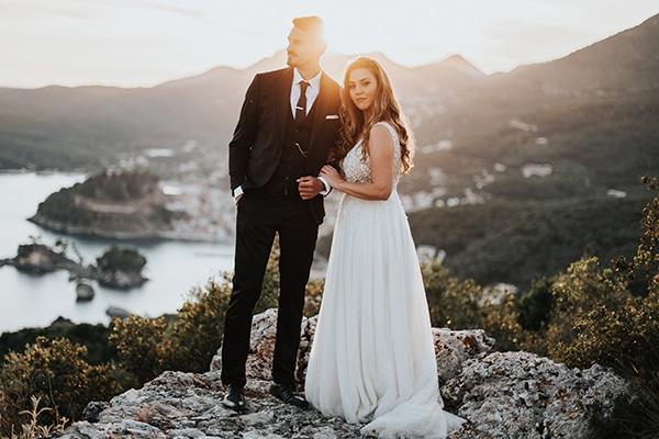 Ομορφος φθινοπωρινος γαμος στην Παργα │ Μαρια & Δημητρης