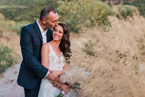 Ομορφος φθινοπωρινος γαμος στην Πατρα με μποεμ στοιχεια │ Αννα & Μενιος