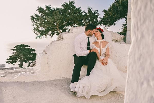 Πανέμορφος καλοκαιρινός γάμος στην Κάρπαθο με παραδοσιακά στοιχεία │ Σταυρούλα & Δημήτρης