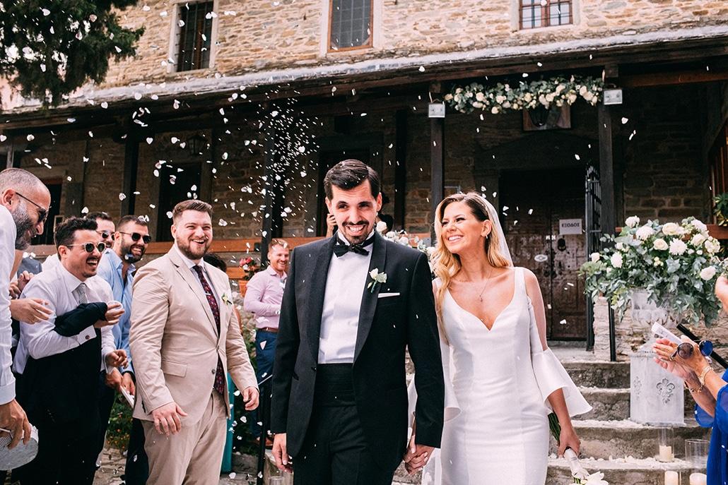 Όμορφος καλοκαιρινός γάμος στο Βόλο με elegant λεπτομέρειες │ Ζένια & Roberto