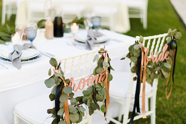 Υπέροχες ιδέες για το πως να εντάξετε τον ευκάλυπτο στη διακόσμηση του γάμου σας