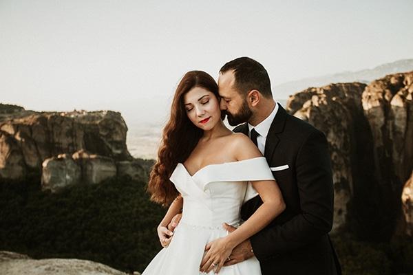 Μαγευτικό next day shoot στα όμορφα Μετέωρα │ Στέλλα & Γιάννης