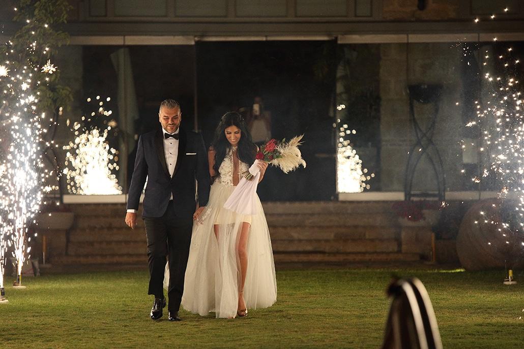 Μοντέρνος καλοκαιρινός γάμος στο Μουσείο Οίνου │ Κέλλυ & Λάμπρος
