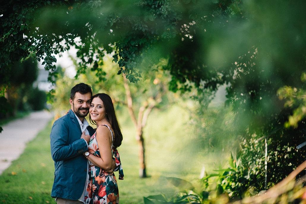 Όμορφη prewedding φωτογράφιση στην εξοχή │ Aγγελική & Σπύρος