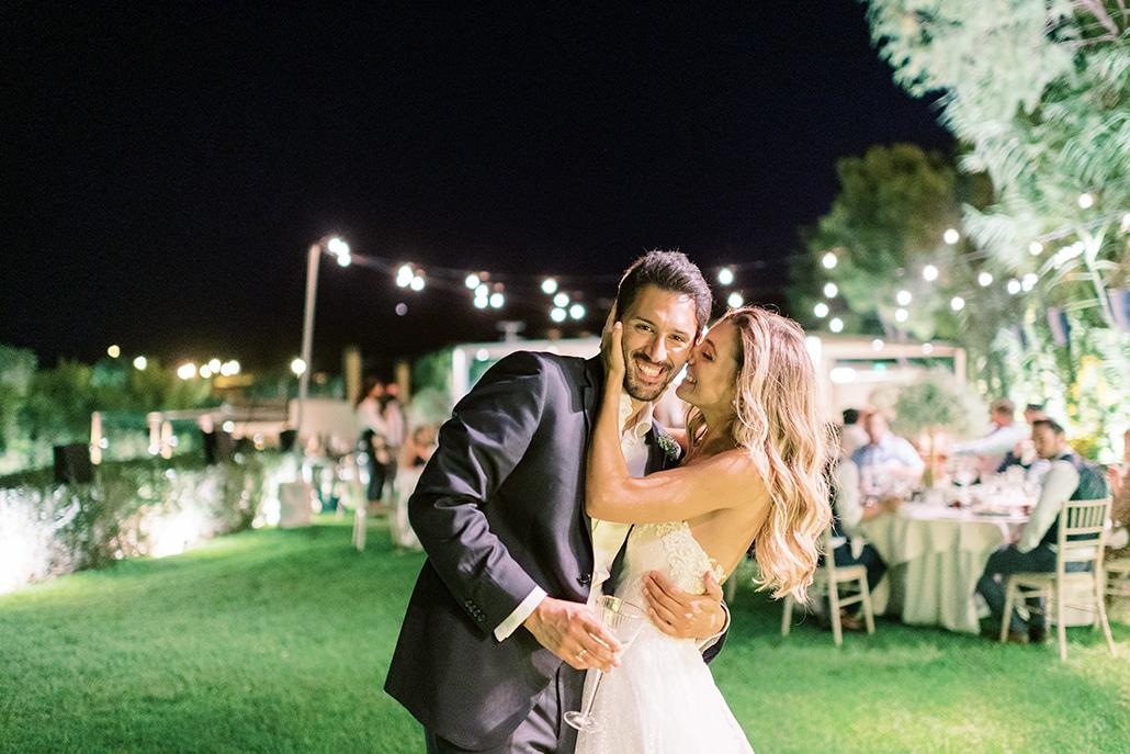 Ρομαντικός φθινοπωρινός γάμος στην Αθήνα│ Έλενα & Σταύρος