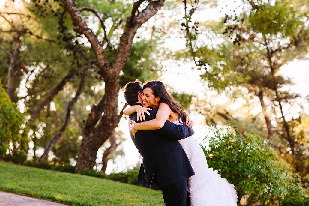 Ρομαντικός γάμος στo Ble Azure σε navy blue και λευκές αποχρώσεις │ Όλγα & Δημήτρης