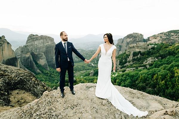 Μαγευτικό next day shoot στα υπέροχα Μετέωρα │ Εβίτα & Δημήτρης