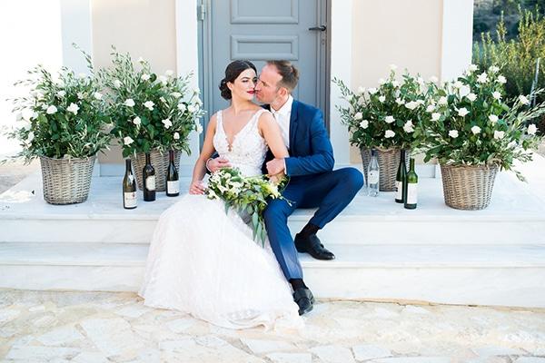 Εντυπωσιακός καλοκαιρινός γάμος στο Κτήμα Χατζή│ Στέλλα & Γρηγόρης