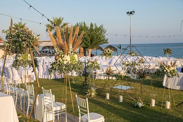 Μοναδικές ιδέες διακόσμησης γάμου με pampas grass