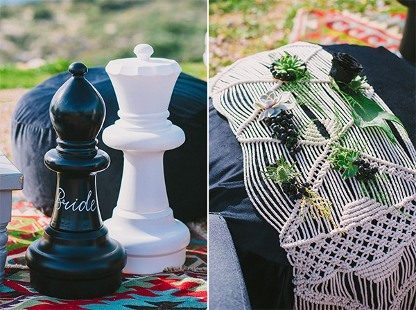 boho-elopement-black-white-setting-macrame-creations_05A