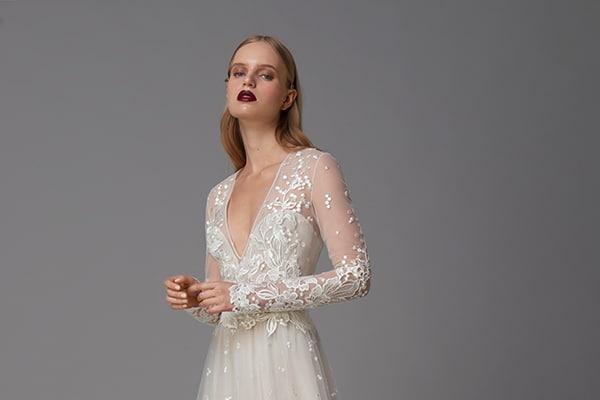 Νυφικές δημιουργίες Costarellos │ Bridal Fall 2021