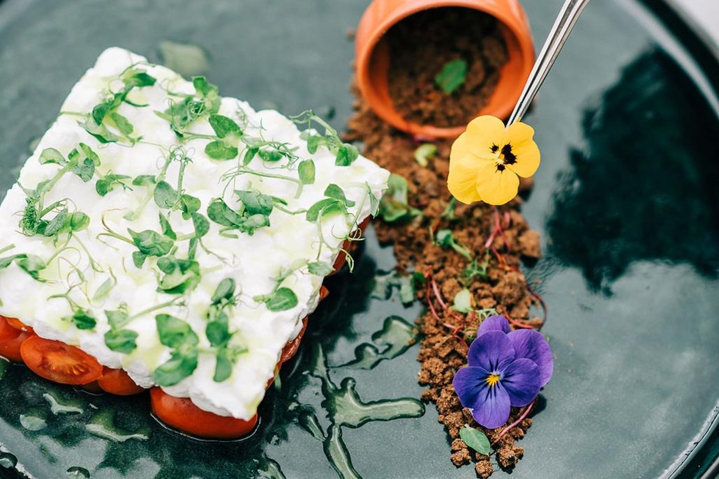 Yπέροχες γαστρονομικές προτάσεις από Mamalis Catering για ένα γευστικό γαμήλιο menu