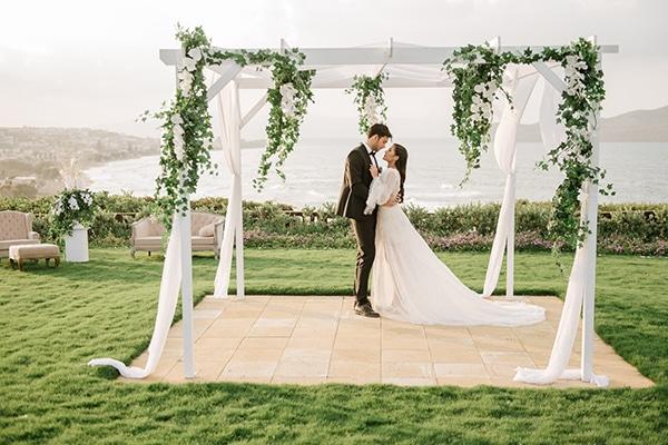 Παραμυθένια garden wedding inspired φωτογράφιση