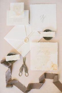 Υπέροχα προσκλητήρια γάμου με καλλιγραφία